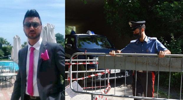 Ascoli, omicido Cianfrone: l'ex carabiniere freddato alle spalle, polvere da sparo sulla moto dei coniugi accusati
