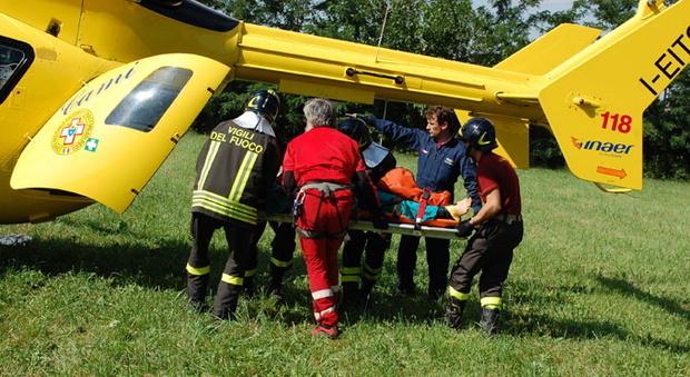 Sant'Elpidio a Mare, rovinosa caduta durante l'escursione: Sara muore in ospedale a 36 anni