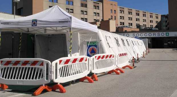 Ancona, test sierologico Covid a 3.800 operatori sanitari: stop e tampone a chi è positivo