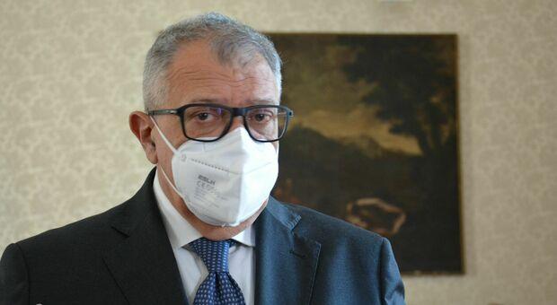 Il prefetto di Ancona, Darco Pellos