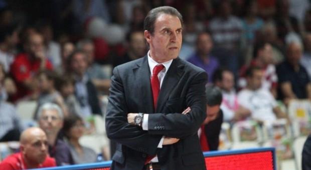 L'ex coach della Sutor Recalcati torna sulla panchina di Cantù