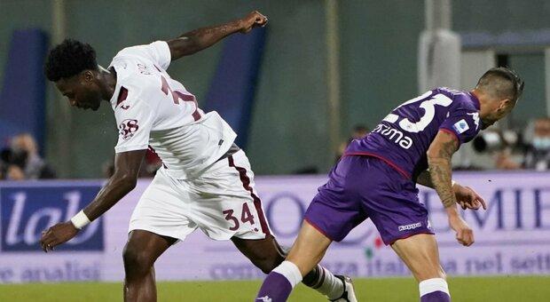 Gonzalez e Vlahovic lanciano la Fiorentina, Juric resta a secco