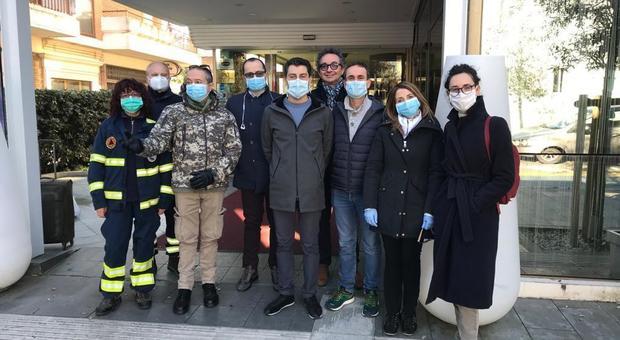 Coronavirus, anestesisti dalla Protezione civile e task force dall'Ucraina: arrivano i rinforzi a Marche Nord