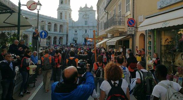 Il pellegrinaggio Macerata-Loreto sarà a distanza; sono già arrivate più di tremila preghiere