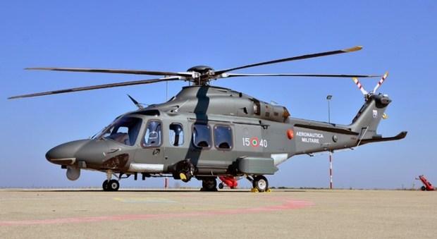 Due dispersi sul Vettore, uno è ferito gravemente: salvati dai militari in elicottero con i visori notturni