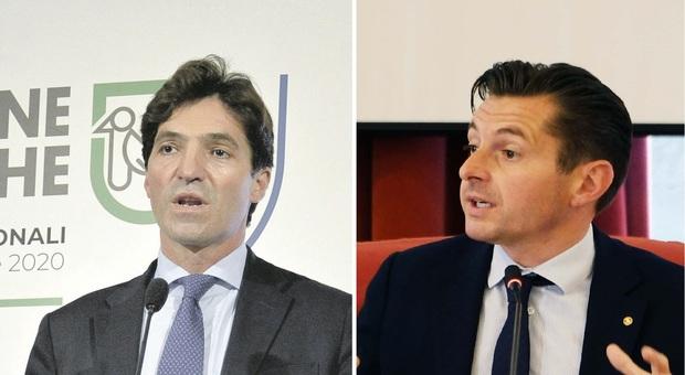 Gradimento degli elettori: il governatore Acquaroli stabile, tra il sindaci la star è Fioravanti