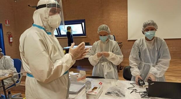 Coronavirus, nelle Marche 571 nuovi positivi (più 58 ai test rapidi): infetto quasi un tampone su tre