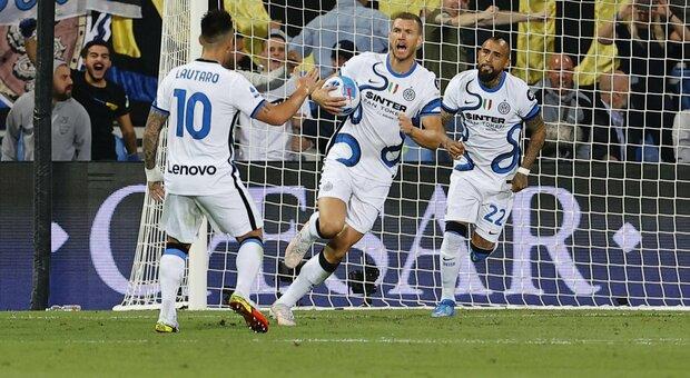 Diretta Sassuolo-Inter, le probabili formazioni: Dzeko-Lautaro in avanti per i nerazzurri, Dionisi con Raspadori