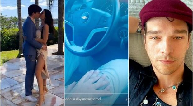 Dayane Mello, prima il bacio poi mano nella mano: chi è il nuovo fidanzato