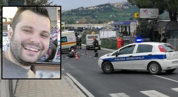 Diego morto nello schianto in moto a 41 anni: aperta un'inchiesta per omicidio stradale