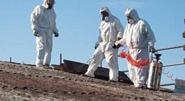 Ascoli, torna l'incubo amianto Un altro caso a Castagneti