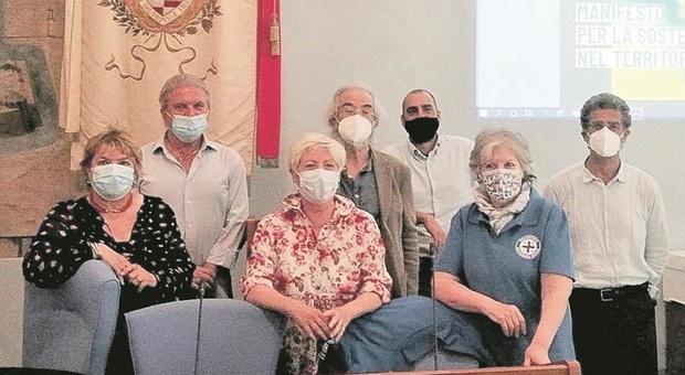 Le associazioni per la città sostenibile bocciano l'ospedale a Muraglia: «Rischio frane e incubo traffico»