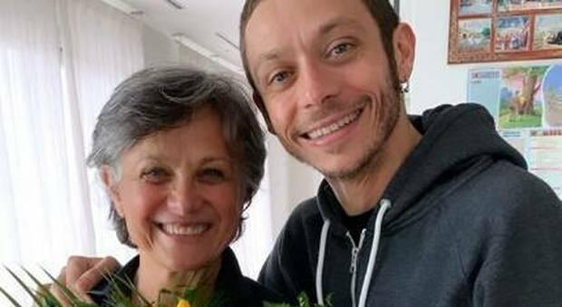 La mamma Stefania: «Valentino mi ha detto: smetto. Io ho cambiato discorso. E ora? Magari diventerò nonna»