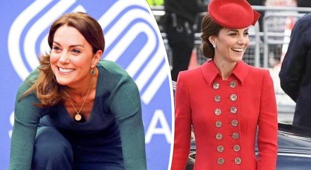 Kate Middleton, ecco i look più belli del 2020: la duchessa elegante e casual è regina di stile