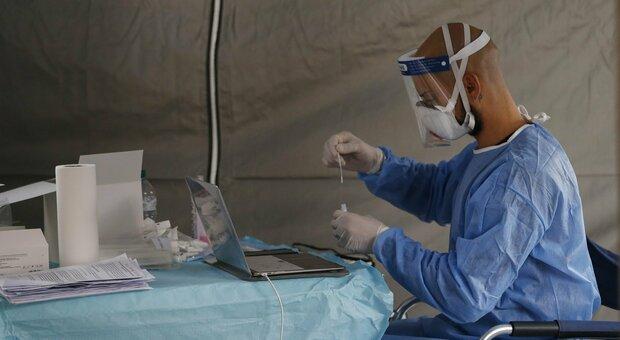 Coronavirus, nelle Marche 171 nuovi positivi (più 12 ai test rapidi), ma crolla il numero dei tamponi testati