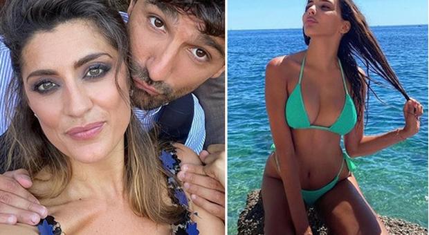 Raimondo Todaro, Elisa Isoardi e Sara Arfaoui (Instagram)