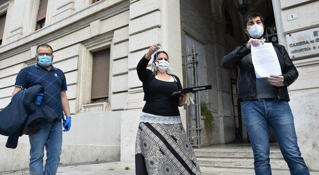 Giovanna Burattini portavoce dell associazione Baristi e Ristoratori Uniti