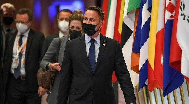 Covid, il premier lussemburghese è ancora ricoverato: condizioni serie ma stabili