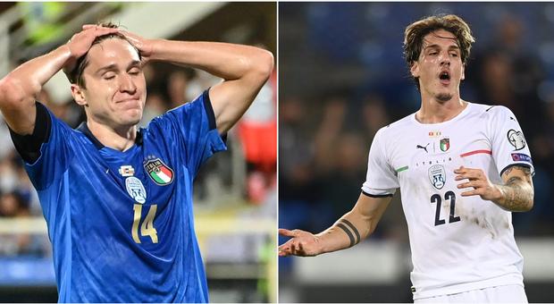 Italia, emergenza per Mancini: si ferma pure Chiesa