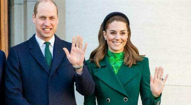 Il principe William incoronato da Google «uomo calvo più sexy al mondo»