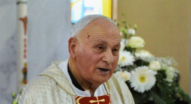 La frazione di Cabernardi in lacrime per la scomparsa di don Dario Marcucci: era il paladino della miniera