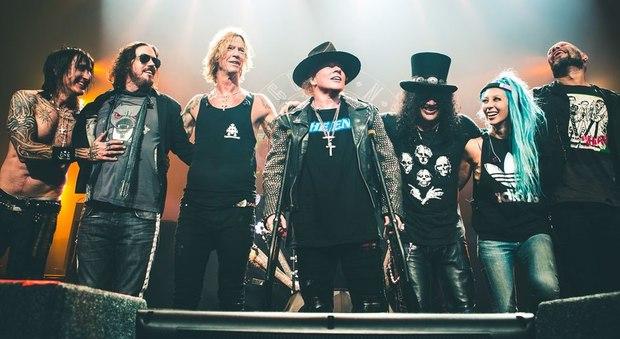 Guns N' Roses il 10 giugno a Imola Biglietti in vendita dal 9 dicembre