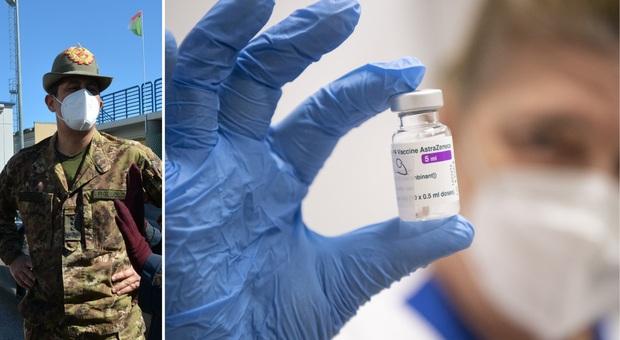 Vaccini Covid, Figliuolo accelera: «Da lunedì prenotazioni per gli over 50». La situazione nelle Marche