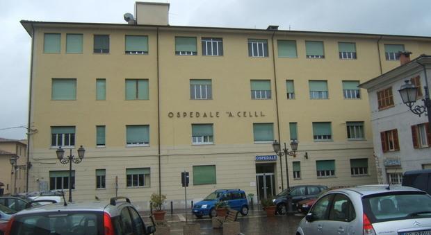 L'ospedale Celli