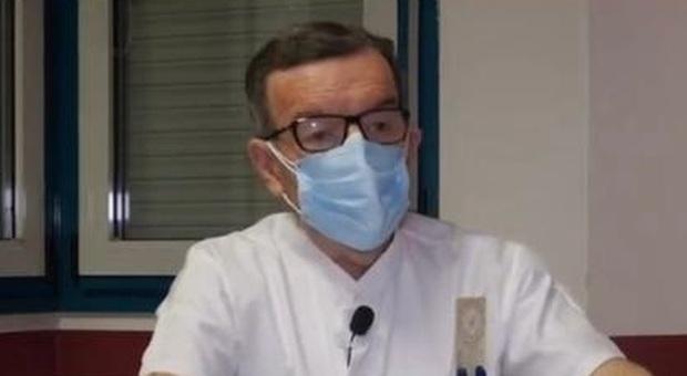 Il primario Frausini dal fronte Covid: «Marzo è stato peggio, avanti con con plasma iperimmune e anticorpi monoclonali»