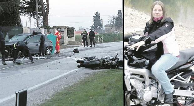 Castelfidardo, Gessica, 34 anni, muore nel tremendo schianto in moto sulla via del ritorno a casa