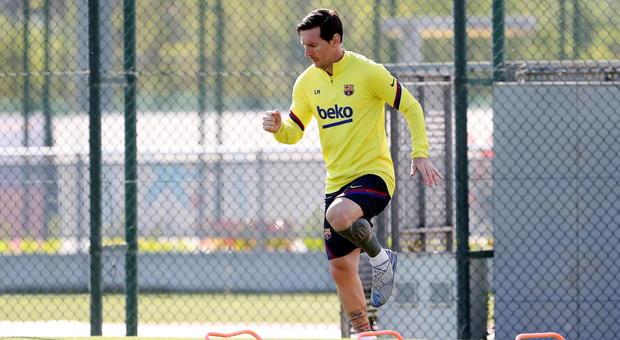 Coronavirus, Lionel Messi dona 500mila euro per gli ospedali argentini