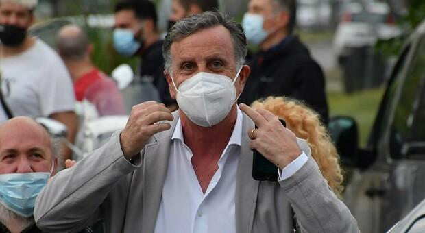L immobiliarista romano Roberto Renzi, proprietario dell A.S. Sambenedettese