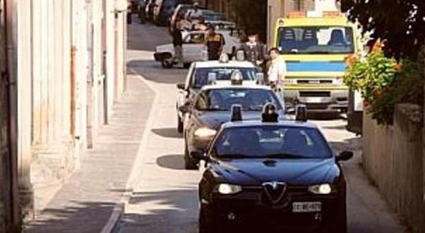 Rubavano ai pazienti ricoverati Due giovani arrestati dai carabinieri