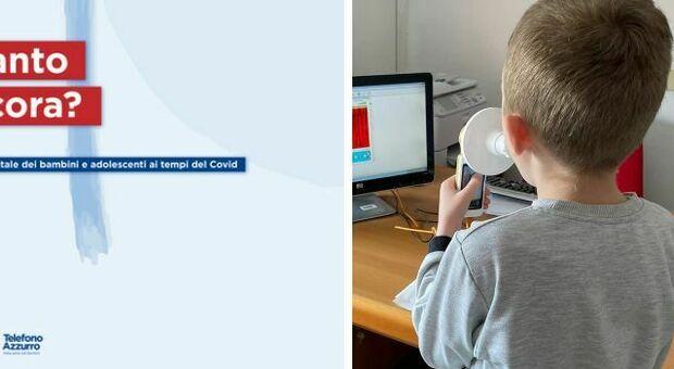 Bambini, Telefono Azzurro: «+32% di chiamate per tentativi di suicidio»