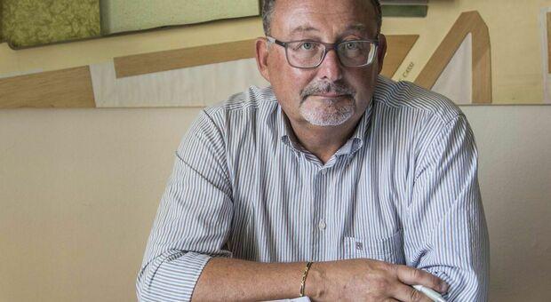 Il dirigente Maurizio Bartoli