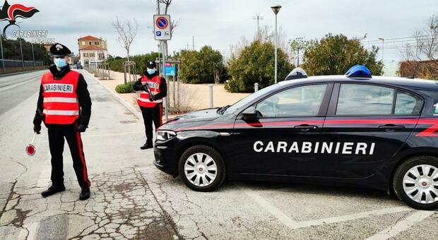 I carabinieri hanno scoperto la truffa dell'anziana vedova