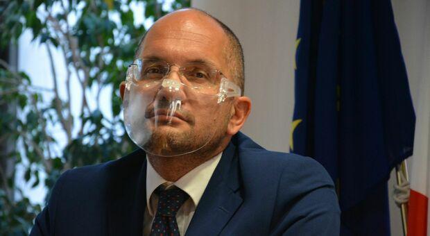 Guido Castelli, assessore con delega alla Ricostruzione della Regione Marche
