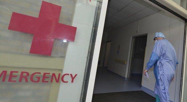 L'ingresso dell'ospedale Msarche Nord