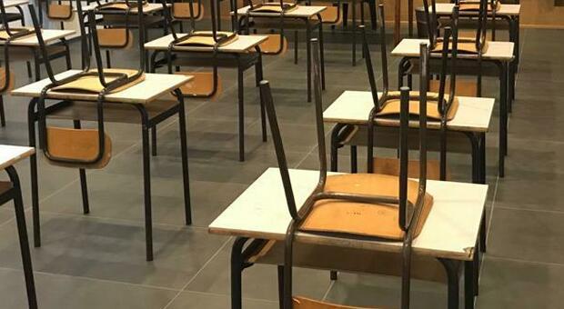 Scuola in arancione rafforzato: Acqualagna non apre, Petriano salvata dallo screening