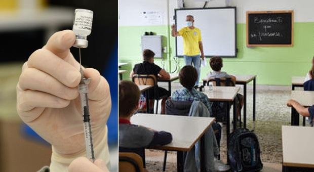 Il rebus del rientro a scuola tra curve Covid in salita e lo scudo dei vaccini