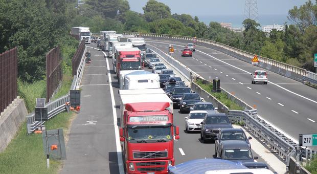 Controlli nelle gallerie, chiusa l'autostrada A14: ecco il tratto interessato, i giorni e gli orari