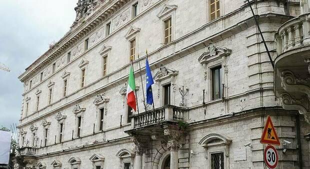 Palazzo San Filippo sede della Provincia di Ascoli Piceno
