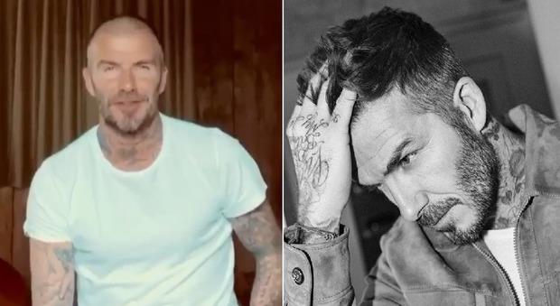 David Beckham è quasi calvo: il sex symbol sorpreso nelle Costwolds. Il sospetto del toupet