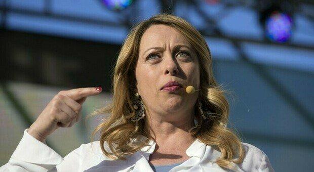 Giorgia Meloni: «Riaperture, da Conte a Draghi non è cambiato nulla»