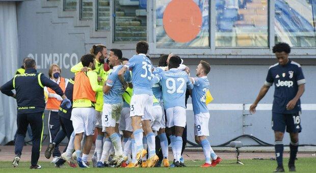 """Lazio-Juve 1-1: Caicedo manda in pensione """"Cesarini"""". Rete al 94' e terzo gol in una settimana, all'Olimpico è parità"""
