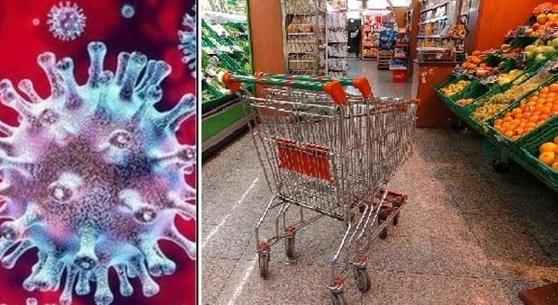 Tracce di Covid su carrelli, scaffali e Pos: i Nas chiudono 12 supermercati, multe per centinaia di migliaia di euro