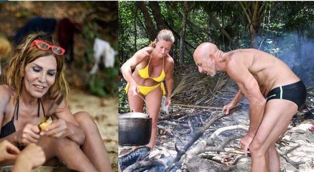 Isola 2021, diretta ottava puntata: Elisa Isoardi, Vera Gemma e Miryea Stabile sfidano i naufraghi