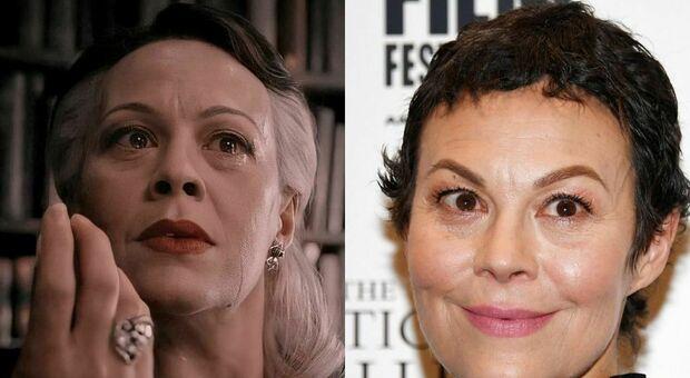 Morta Helen McCrory, l'attrice aveva 52 anni. Interpretò la madre di Draco Malfoy in Harry Potter