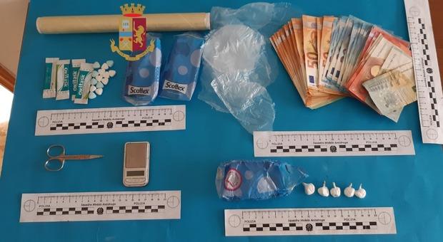 Il turista fantasma era un pusher: arrestato con la cocaina, è già libero