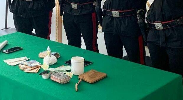 Stroncato lo spaccio di cocaina: due operazioni, quattro arresti. Incastrati un mondolfese 24enne e un marottese di 45 anni